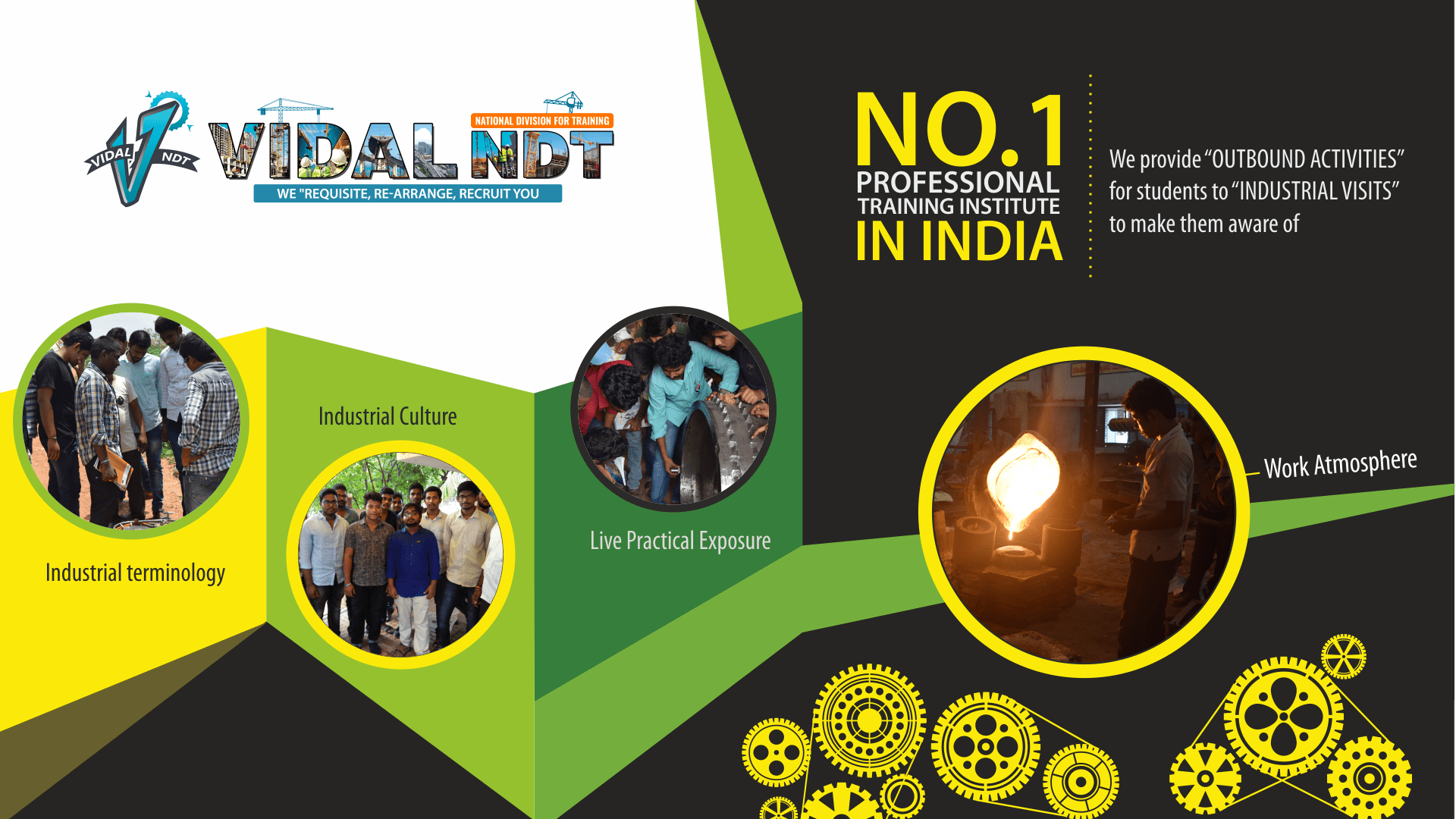 Industrial Engineering and Management Courses | NDT Training