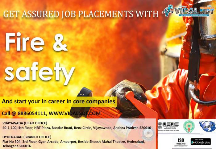 Diploma in fire and safety