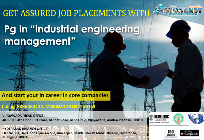 Industrial Engineering Courses