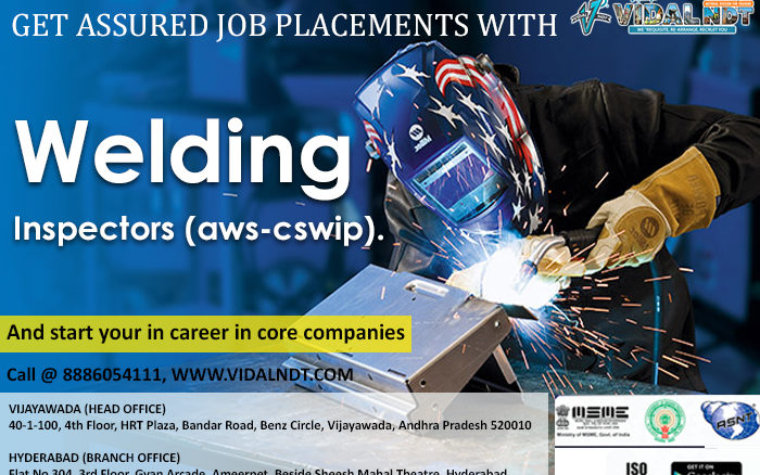 certified welding inspector training